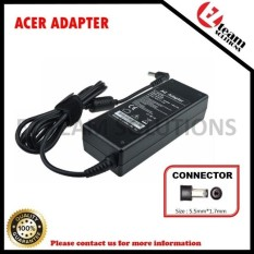 (Gratis Kurir) Penggantian Laptop/Notebook AC Adaptor Charger Untukpemain TravelMate C215TMI Tablet 19 V 4.74A (90 W) 5.5*1.7mm-Intl