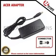 (Kabel Daya Bebas) Penggantian Laptop/Notebook Adaptor AC AcerASPIRE SATU D255-2929 19 V 2.15a (40 W) 5.5X1.7mm 1.7mm-Intl