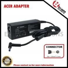(Kabel Daya Bebas) Penggantian Laptop/Notebook Adaptor AC AcerIconia Tab A110 12 V 1.5A (30 W) 3.0*1.1mm-Intl