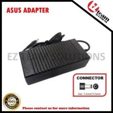 (Kabel Daya Bebas) Penggantian Laptop/Notebook Adaptor AC AsusGaming Series 19 V 9.5A (180 W) 5.5x2.5mm-Intl