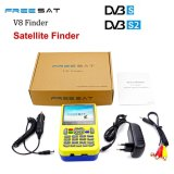 Jual Freesat V8 Finder Hd Dvb S2 High Definition Satlink Satellite Mpeg 4 3 5 Inch Lcd Display Unbrand Asli