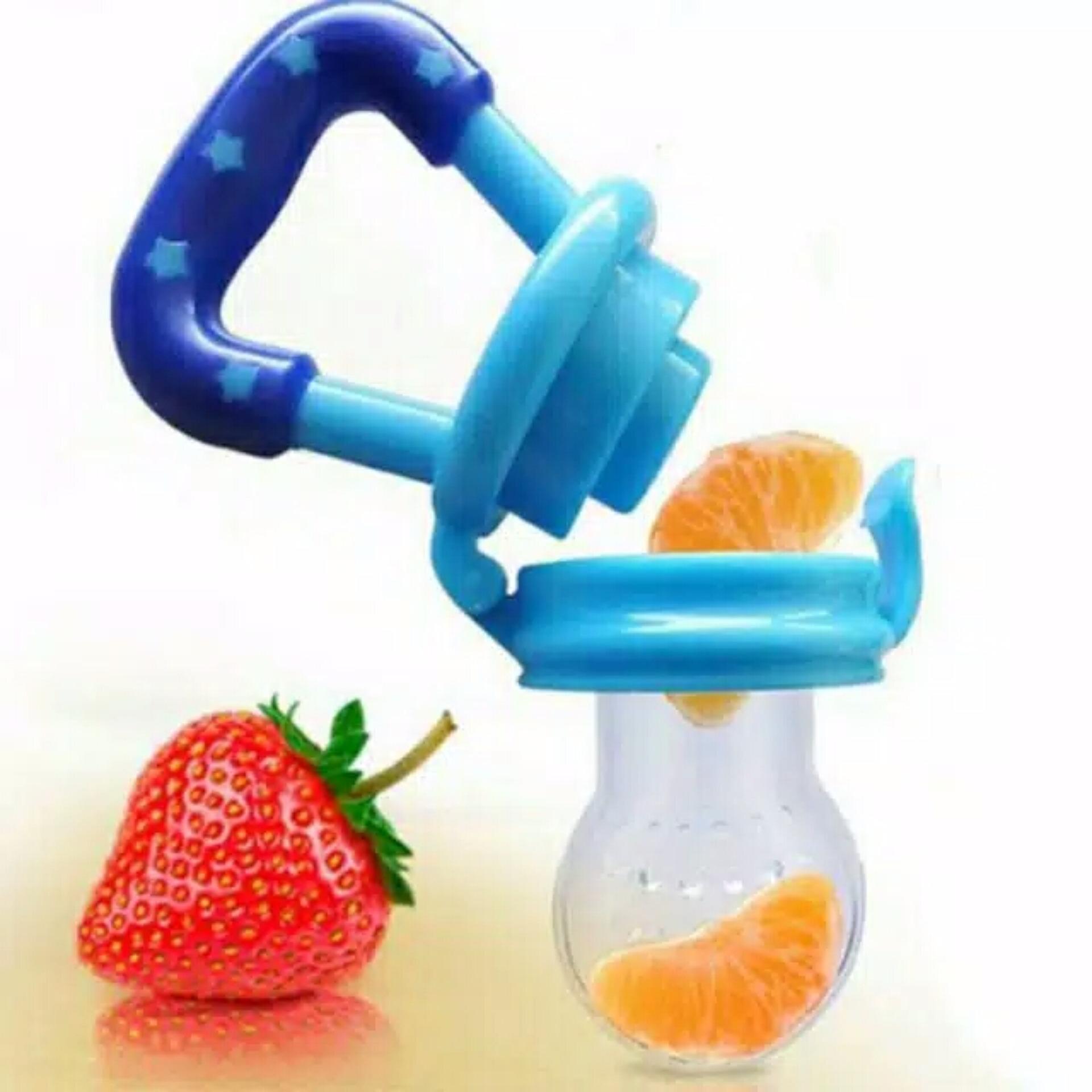 Fresh Food Feeder - empeng buah - Alat makan buah MPASI bayi - Teether buah -