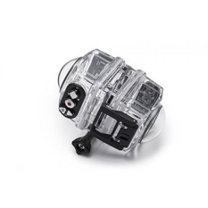 [Dari. amerika Serikat] Kodak SP360 4 K Dual Pro Wadah Anti Air Camcorder Case, Black (WPH-03) B01HS11CB4-Intl