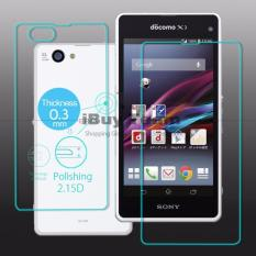 Harga Front Back Tempered Glass Full Body Screen Protector For Sony Xperia Z1 Tangan D5503 Lengkap