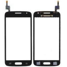 Kaca Depan Touch Screen Touch Lens Touch Digitizer Digitizer Replacement Parts Black untuk Samsung GALAXY CORE Avant G386 G386F G368T -Intl