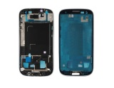 Diskon Depan Perumahan Bingkai Bezel Plate Untuk Samsung Galaxy S 3 Iii Oem Silver Intl Branded