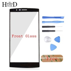 Beli Front Screen Cover Outer Glass Lens For Lg G4 H818 Free Tools Adhesive Black Intl Hellowzxd Murah