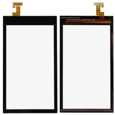 Front Touch Screen Digitizer Glass Panel Mirror for HTC Desire 510 Black- - intl