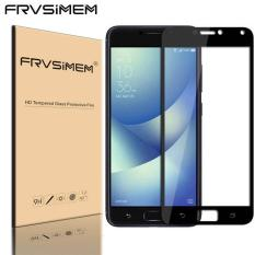 Review Tentang Frvsimem Full Tempered Glass Asus Zenfone 4 Max Pro Zc554Kl Hitam