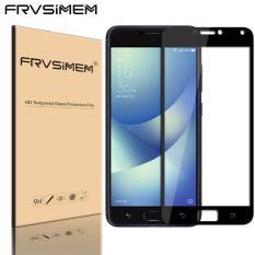 Diskon Frvsimem Full Tempered Glass Asus Zenfone 4 Max Pro Zc554Kl Hitam Indonesia