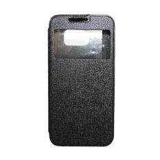 FS Benfer Flip Cover Oppo Joy R1001 - Hitam