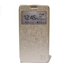 FS Benfer Flip Cover Oppo Neo R831K - Gold