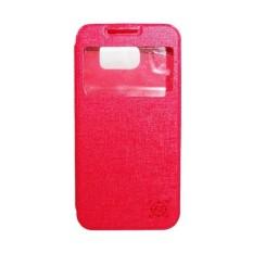 FS Benfer Flip Cover Oppo Neo R831K - Pink