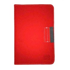 FS Rotary Cover For Samsung Note 8 N5100 - Merah