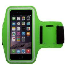 Fshione Telepon Kasus untuk Alcatel Pixi 4 (3.5) Case Sport Armband Arm Band Belt Cover Tas Gym 3-Stripes Kasus untuk Alcatel Pixi 4 (3.5)-Intl