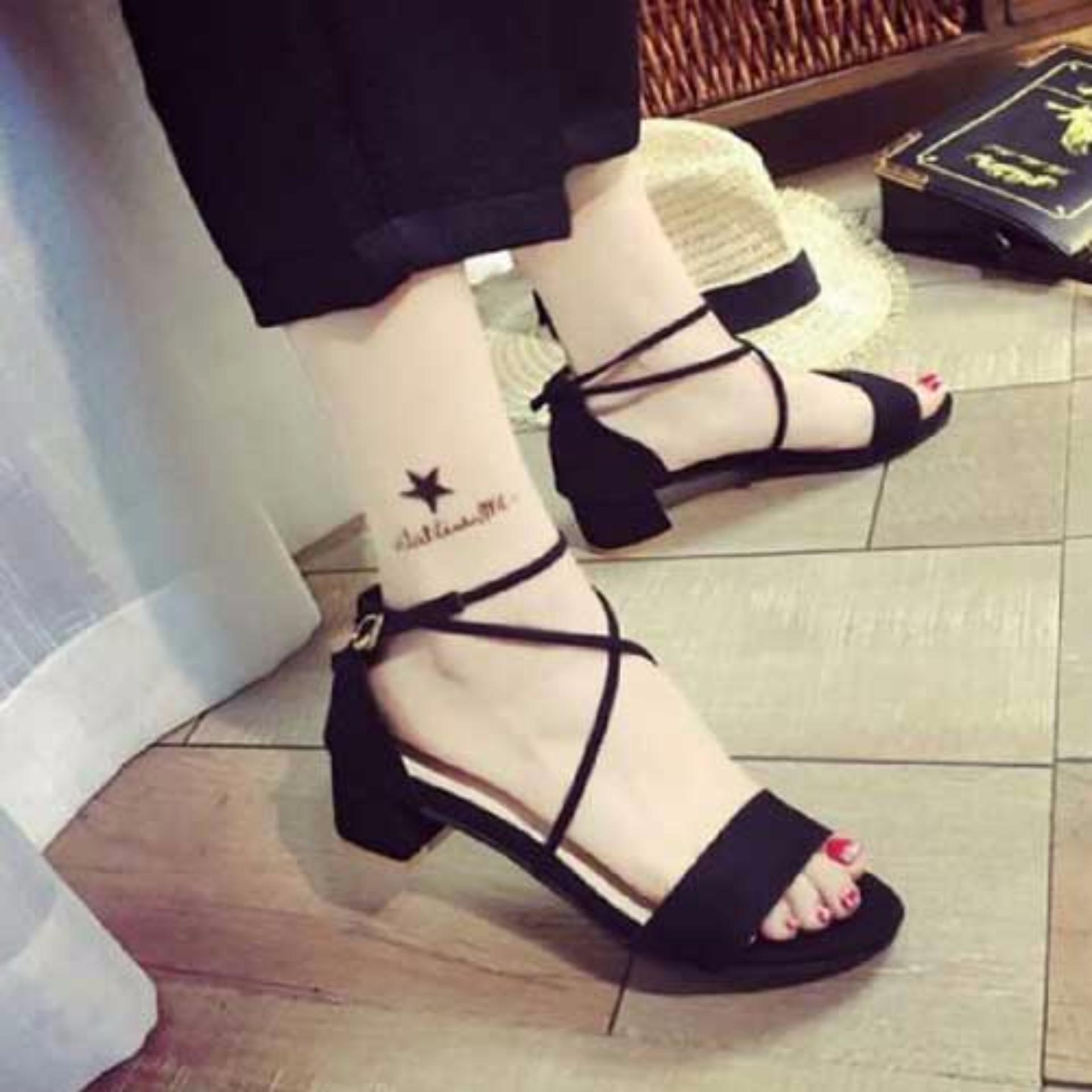 Diskon Fuboshoes Sepatu Wanita High Heels T17 Uk 36 Akhir Tahun