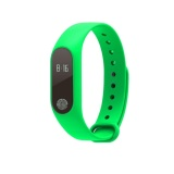 Harga Fudun M2 Smart Tangan Band Sport Gelang Smart Gelang Heart Rate Monitor Biru Gigi Watch Air Bukti Untuk Xiaomi Huawei Android Ios Intl New