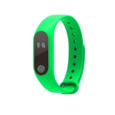Jual Fudun M2 Smart Tangan Band Sport Gelang Smart Gelang Heart Rate Monitor Biru Gigi Watch Air Bukti Untuk Xiaomi Huawei Android Ios Intl Ome Branded