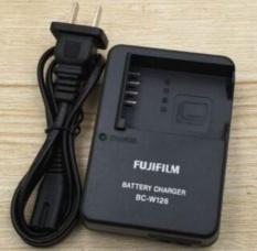 Fuji BC-W126 Kamera Charger X-E1, X-Pro1, XPro1, HS33, HS30, EXR, NP-W126