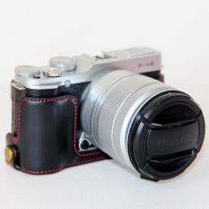 Fuji XM1 XA1 XA2 half case black