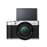 Beli Fujifilm Camera X A10 Silver Pakai Kartu Kredit