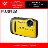 Promo Fujifilm Finepix Xp 120 Yellow Murah