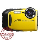 Beli Fujifilm Finepix Xp80 Shock Waterproof Wi Fi Digital Kamera 16 4 Mp 5X Optical Zoom Kuning Bonus Sdhc 8Gb Lengkap