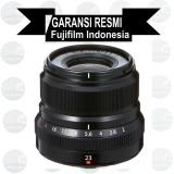 Harga Fujifilm Fujinon Xf 23 Mm F2 Wr Black Di Yogyakarta