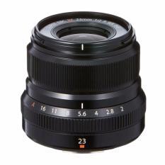 Harga Hemat Fujifilm Fujinon Xf 23Mm F2 R Wr Black