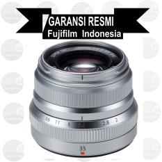 Fujifilm Fujinon XF 35 mm F2.0 WR Silver