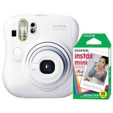 Diskon Fujifilm Instax Mini 25 White Refill Instax Mini Film Plain