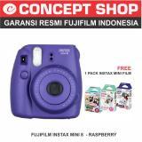 Promo Fujifilm Instax Mini 8 Grape Akhir Tahun