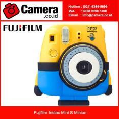 Fujifilm Instax Mini 8 Minion Kamera Instan