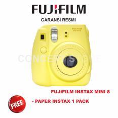 Diskon Produk Fujifilm Instax Mini 8 Yellow