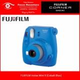 Promo Fujifilm Instax Mini 9 Cobalt Blue
