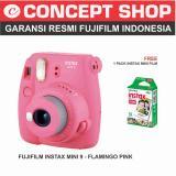 Beli Fujifilm Instax Mini 9 Flamingo Pink Online Di Yogyakarta