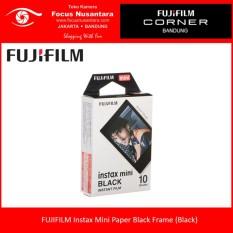 Berapa Harga Fujifilm Instax Mini Paper Black Frame Di Dki Jakarta