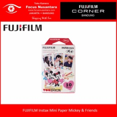 Ulasan Mengenai Fujifilm Instax Mini Paper Mickey Friends