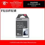 Jual Fujifilm Instax Mini Paper Monochrome Baru