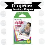 Penawaran Istimewa Fujifilm Instax Paper Polos 10 Lembar Terbaru