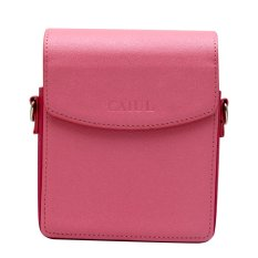 Jual Fujifilm Instax Share Sp 1 Leather Bag Tas Case Pink Import