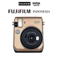 Daftar Harga Fujifilm Kamera Instax Mini 70 Camera Polaroid Garansi Resmi Fujifilm Indonesia Gold Fujifilm