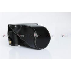Fujifilm Leather Case Tas Kamera for X-A3 / X-A10 / XA3 / XA10 Leather Bag / Case / Tas Kamera