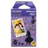 Fujifilm Refill Instax Mini Film Alice In Wonderland 10 Lembar Original