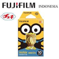 Fujifilm Refill Instax Mini Film Despicable Me Minion Dmf Kuning Fujifilm Diskon