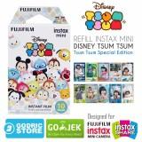 Tips Beli Fujifilm Refill Instax Mini Film Disney Tsum Tsum 10 Lembar