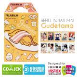 Daftar Harga Fujifilm Refill Instax Mini Film Gudetama 10 Lembar Fujifilm