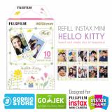 Fujifilm Refill Instax Mini Film Hello Kitty Lovely Flower 10 Lembar Fujifilm Diskon