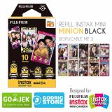 Review Fujifilm Refill Instax Mini Film Minion Black Despicable Me 10 Lembar Fujifilm