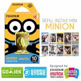 Harga Fujifilm Refill Instax Mini Film Minion Despicable Me 10 Lembar Yang Murah Dan Bagus
